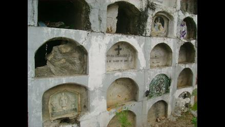 Chimbote: El 60% de fallecidos son sepultados en panteón de San Pedro