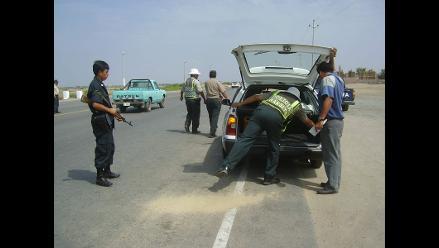 La Libertad: Policía de Carreteras iniciará plan operativo por fiestas