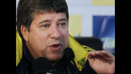 'Bolillo' Gómez no menosprecia a Perú y augura un partido equilibrado
