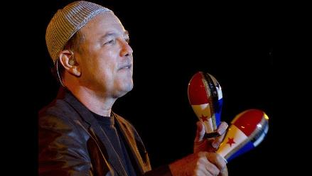Rubén Blades levanta al público del Festival de Jazz de Vitoria