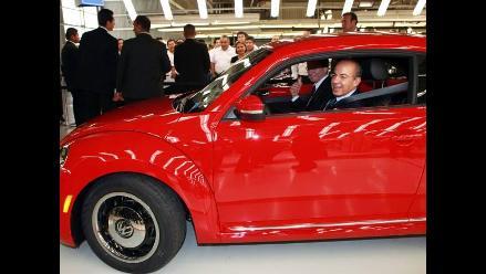 Volkswagen invertirá US$ 400 millones en fabricación de