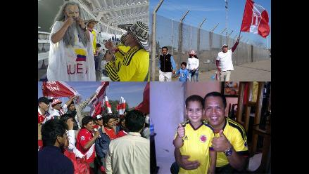 Copa América 2011: Hinchas vivieron el Perú vs Colombia vía Twitter