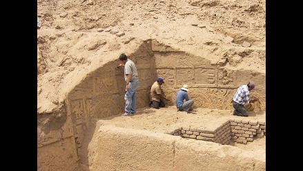 Visite los encantos de la Huaca Chotuna en Lambayeque