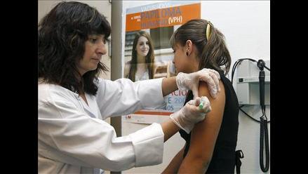 Inmunizaciones contra el virus del papiloma humano