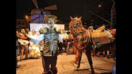 La Tarumba se prepara para estrenar Quijote