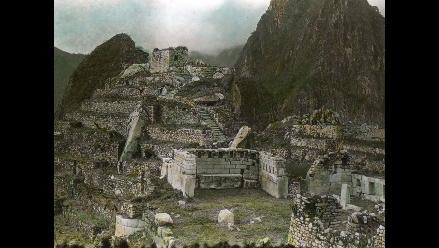 Imágenes de Machu Picchu durante la colonia se exhiben en México