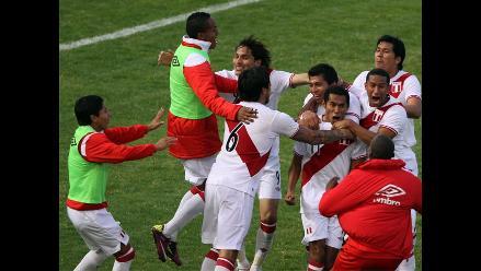 Perú venció 2-0 a Colombia y jugará las semifinales de la Copa América