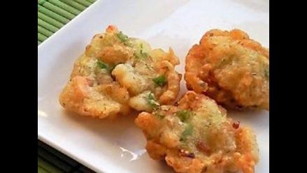 Hoy prepara: Tortilla crujiente de pescado