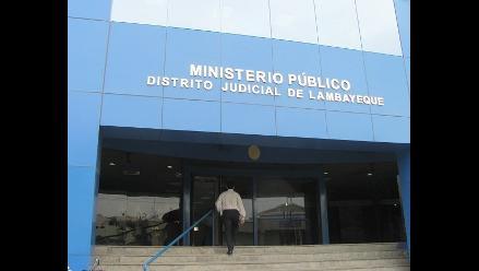 Lambayeque: Ministerio Público recibió 296 denuncias por extorsión