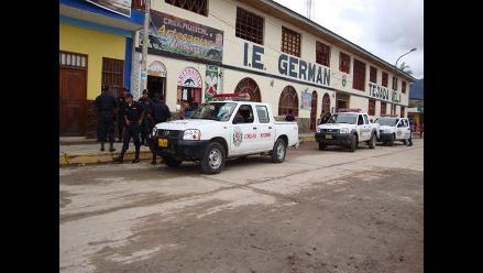 Redoblan medidas de seguridad por Fiestas Patrias en San Martín