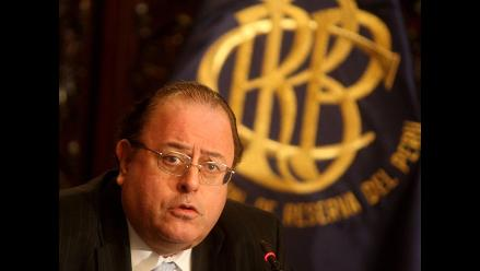 Continuidad de Velarde en el BCR tiene un valor de US$3.500 millones