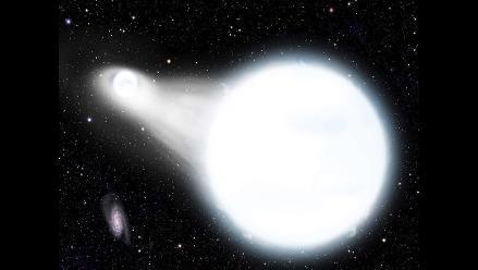 Descubren dos estrellas blancas que dan razón a teoría de Einstein