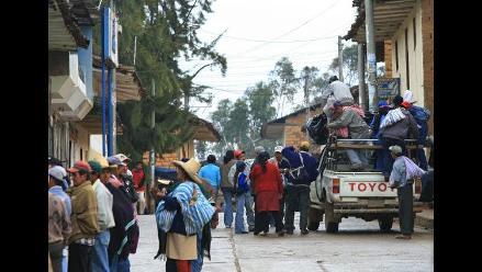 Monterrico indemnizó a 33 pobladores que protestaron contra minera