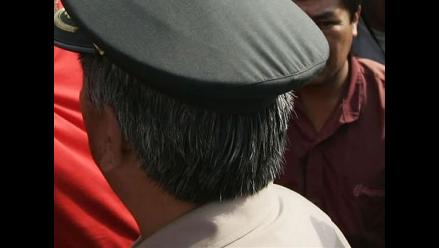Policía puso a disposición del fiscal a ambulante que agredió a serenos