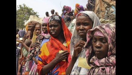 Miles de somalíes huyen hacia Etiopía debido a la sequía y la hambruna