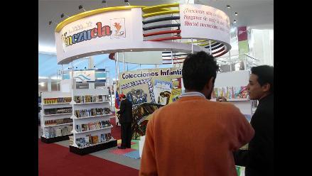 Visite la Feria Internacional del Libro en Jesús María