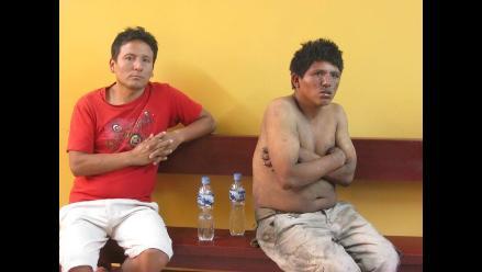 Chimbote: Golpean a dos sujetos que intentaron quemar varios inmuebles
