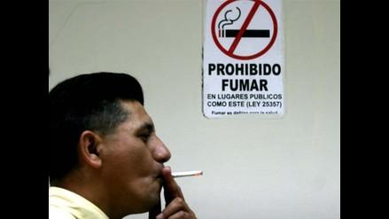 TC respaldó ley que prohíbe fumar en ambientes públicos cerrados
