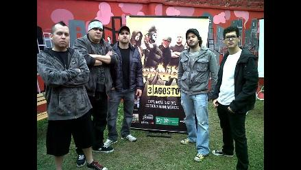 Banda nacional Por Hablar abrirá concierto de Limp Bizkit en Lima