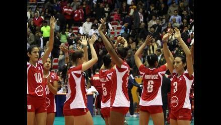 Así se juega la segunda fecha del Mundial Juvenil de Voleibol