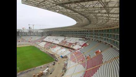Cierre de calles por reinauguración del Estadio Nacional