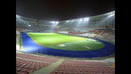 Selecciones Sub 20 de Perú y España reinauguran Estadio Nacional