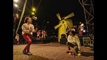 Quijote: un mágico show lleno de música, teatro y circo