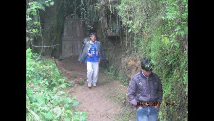 La Libertad: Ordenan tapeado de mina en Otuzco para evitar conflictos