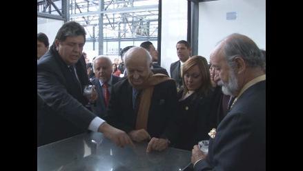 Inauguran primera etapa del Museo de Arte Contemporáneo