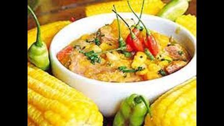 Hoy prepara: Pepián de harina de maíz con pavita