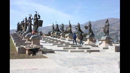 Los 14 guerreros que resguardan el camino inca de Cajamarca