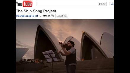 Rinden tributo a la Casa de la Ópera de Australia a través de YouTube