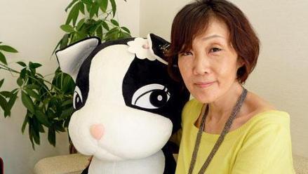 Rebecca Bonbon, sucesora de Hello Kitty, alborota Nueva York