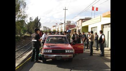 Arequipa: Policía captura a tres integrantes de una banda de marcas