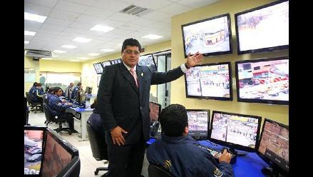 Redoblan seguridad en Surco por Fiestas Patrias