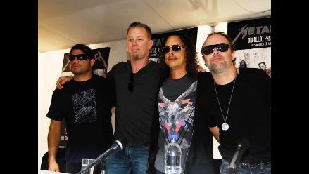 Metallica celebrará sus 30 años con una semana de conciertos
