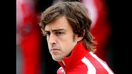 Fernando Alonso: No creo que en Red Bull estén tan nerviosos