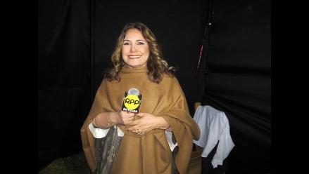 Tania Libertad venció al cáncer de mama