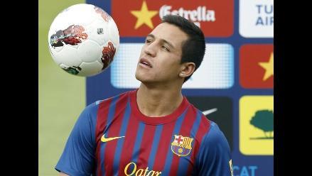 Lio Messi destaca fichaje de Alexis Sánchez para el Barcelona