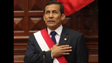 Nuestro país sufre de un Estado centralista, advirtió Ollanta Humala