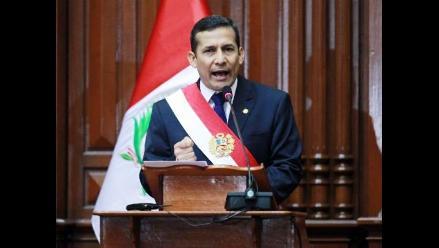 Análisis del primer mensaje a la Nación del presidente Humala