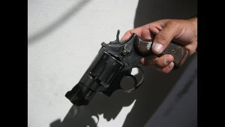 Ladrones asaltan a mujer con pistola de juguete en Chimbote