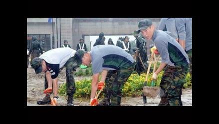 Lee Jun Ki apoya a los damnificados en Corea
