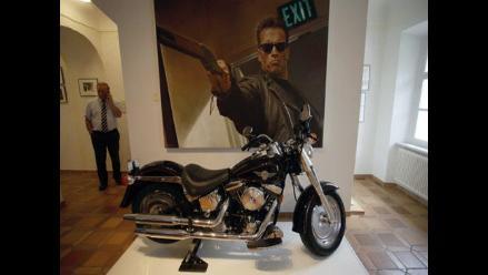 Inauguran Museo en honor de Arnold  Schwarzenegger en Austria