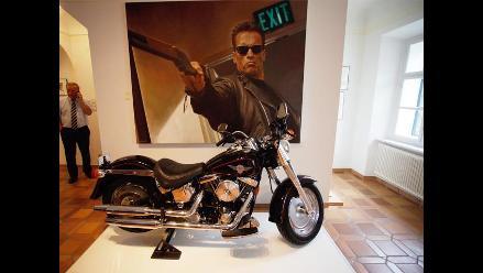 Inauguran Museo Arnold Schwarzenegger en Austria