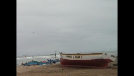 Ica: Cierran puerto de Pisco por fuertes vientos y oleaje irregular