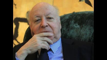Jorge Edwards cierra la FIL 2011 con su novela La muerte de Montaigne