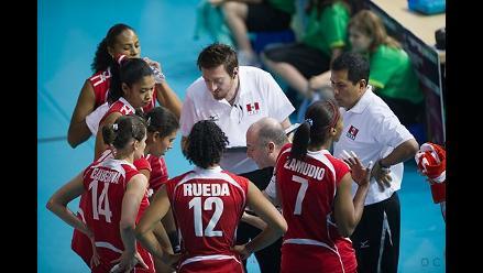 La selección de voleibol ya está en Tailandia lista para el Grand Prix