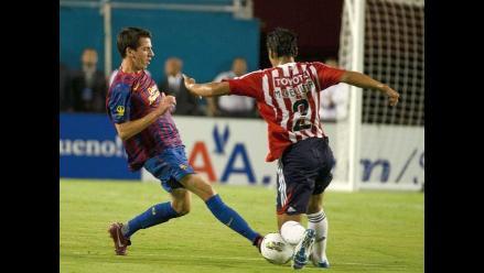 Vea la goleada de Chivas sobre Barcelona en el World Football Challenge
