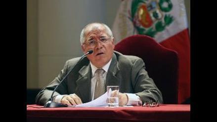 San Martín: Si hay consenso contribuiremos con ideas para Carta Magna